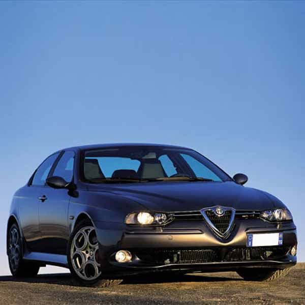Alfa Romeo 156 Boot Struts