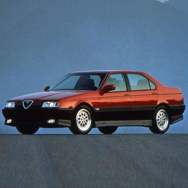 Alfa Romeo 164 Boot Struts