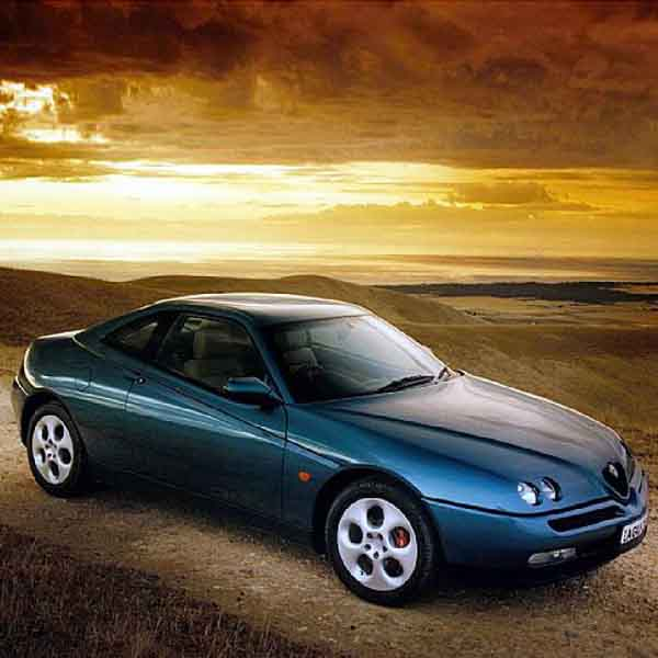 Alfa Romeo GTV Boot Struts