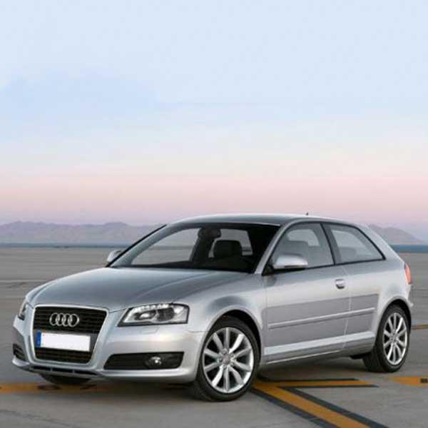 Audi A3 Boot Struts