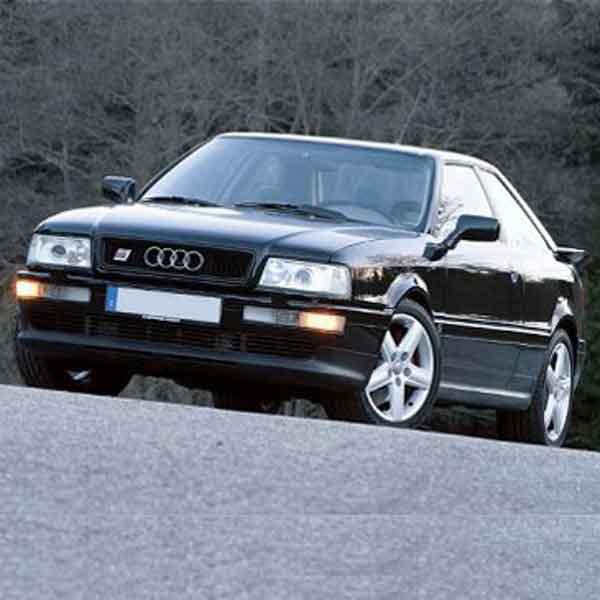 Audi Coupe & Coupe Quattro