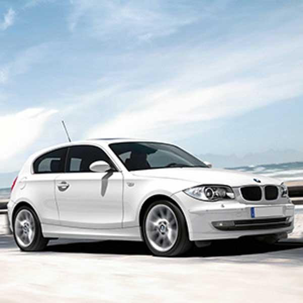 BMW 1 Series Boot Struts