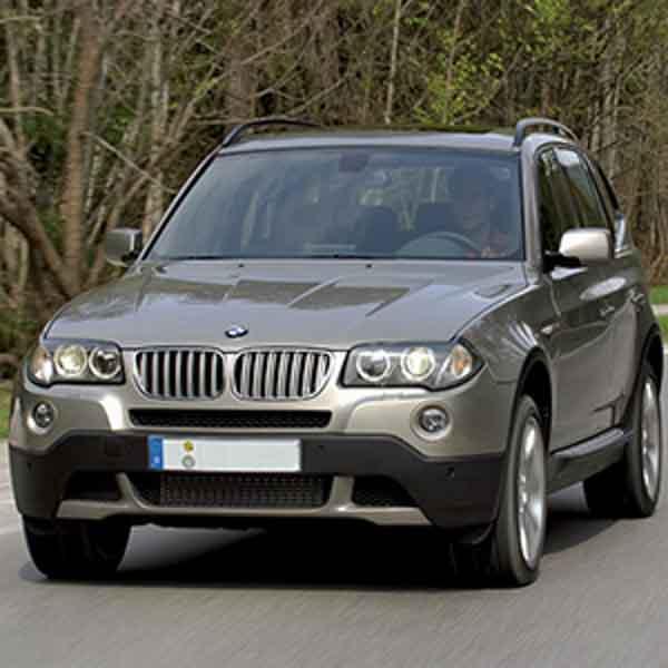 BMW X3 Boot Struts