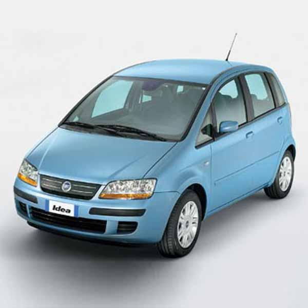 Fiat Idea Boot Struts