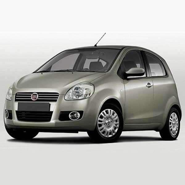 Fiat Uno Boot Struts