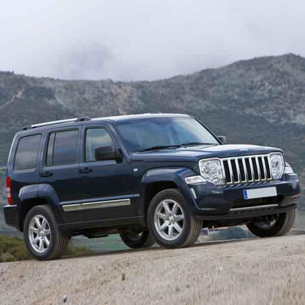 Jeep Cherokee Tailgate Struts