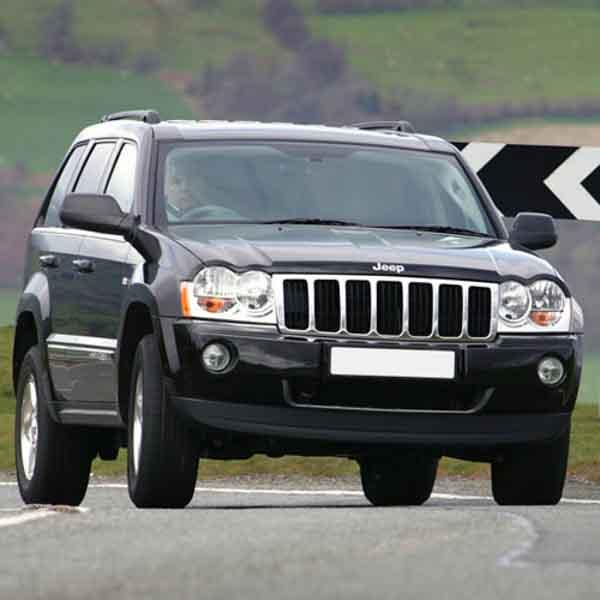 Jeep Grand Cherokee Gas Struts