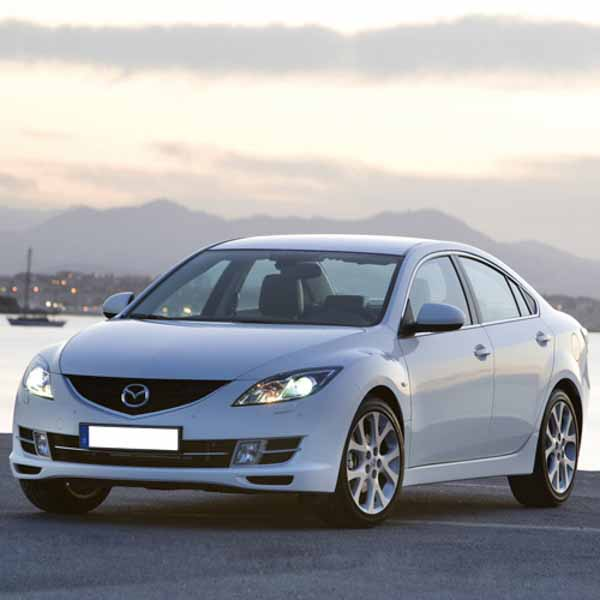Mazda 6 Gas Struts