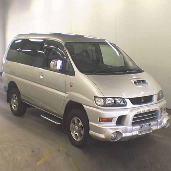 Mitsubishi Delica Gas Struts