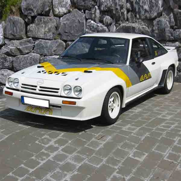 Opel Manta Gas Struts