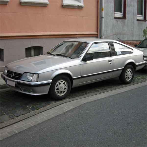 Opel Monza Gas Struts