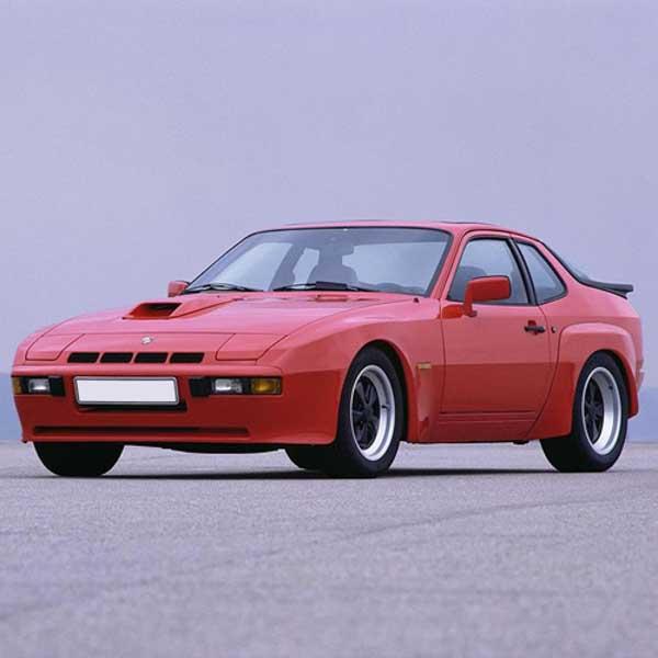 Porsche 924 Boot Struts