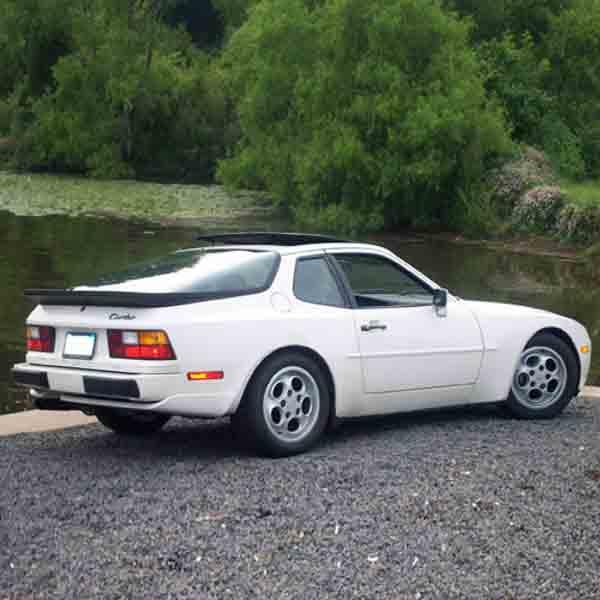 Porsche 944 Boot Struts