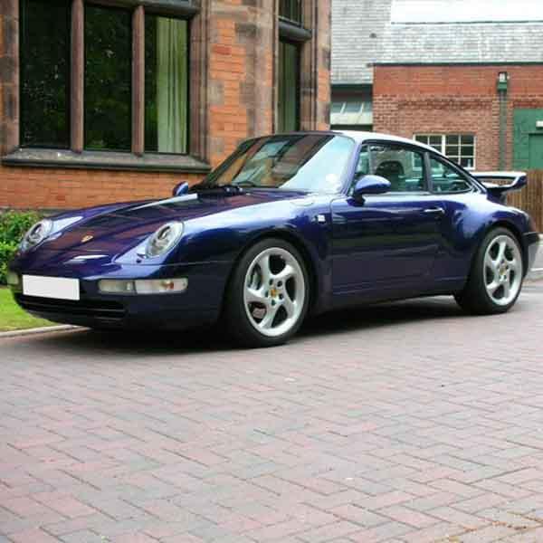 Porsche 993 Boot Struts