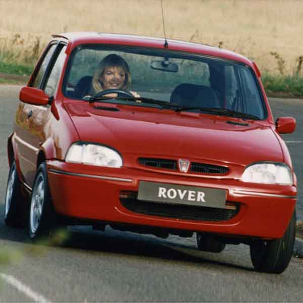 Rover 100 Boot Struts