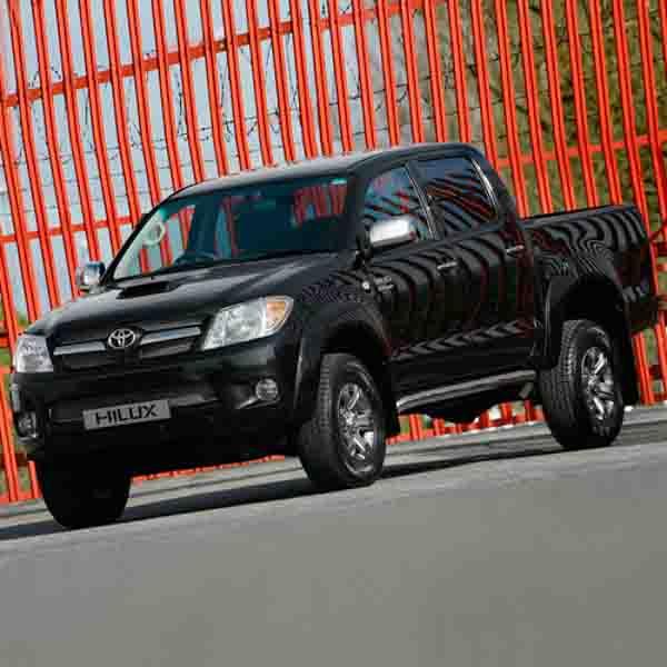 Toyota Hilux Gas Struts