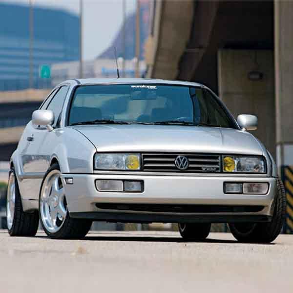 VW Corrado Boot Struts