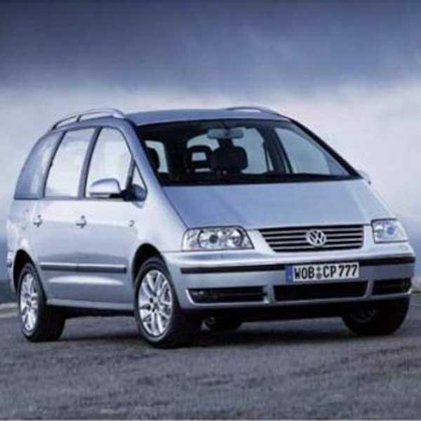 Volkswagen Sharan Boot Struts