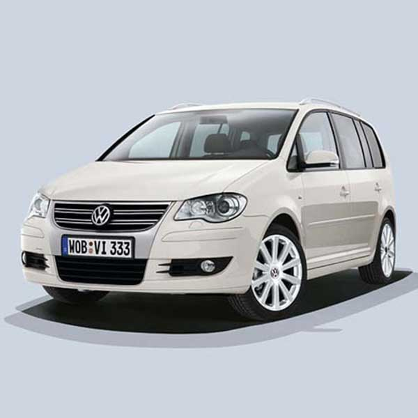 Volkswagen Touran Boot Struts