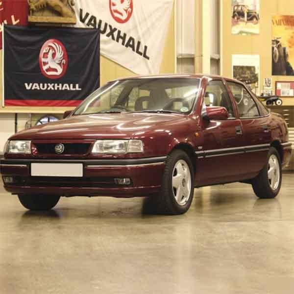 Vauxhall Cavalier Boot Struts