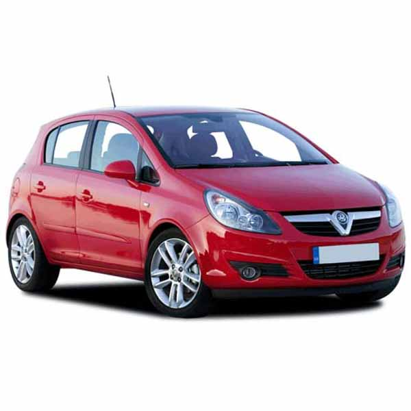 Opel Corsa Gas Struts