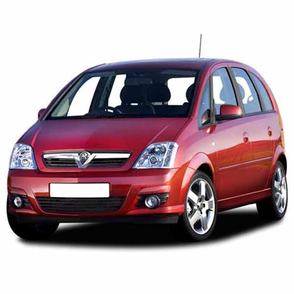 Opel Meriva Gas Struts
