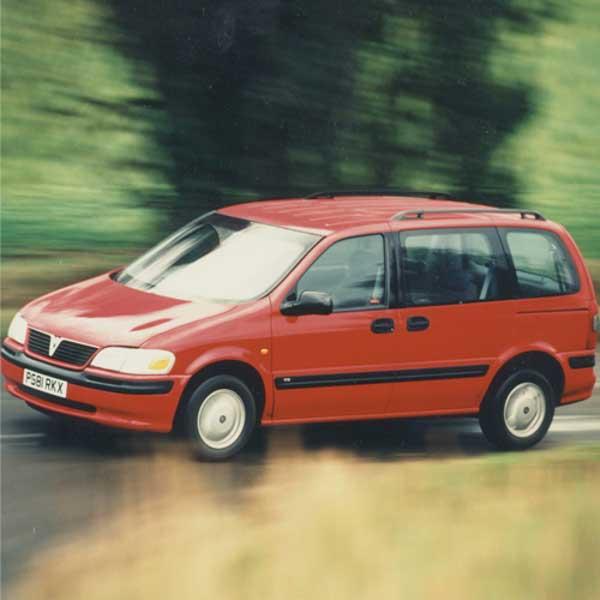 Opel Sintra Gas Struts